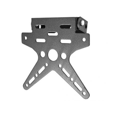 Licence plate universal bracket