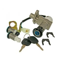 Contactslot kit voor Chinese scooters GY6 125 - 150 cc