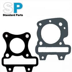 Top gasket set Piaggio 50cc, 4 stroke, 2 valves