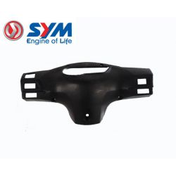 Handle bar rear cover SYM ORBIT 2 - Black