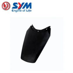 Rear fender extension SYM ORBIT 2 - Black