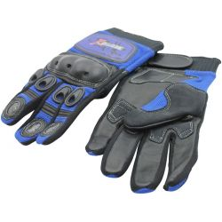 Pair of gloves Xplorer with knuckle protection