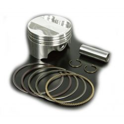 Piston kit Takegawa 54 mm DOHC DESMO 124 cc 01-02-6028