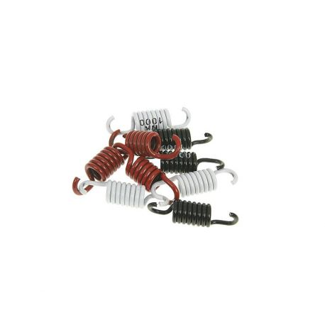 Clutch springs sets for GY6 4 stroke, 50 cc engines by Naraku