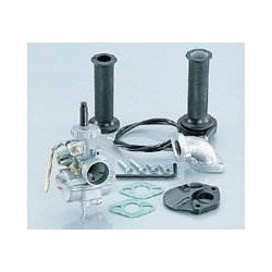 Carburator Keihin 20mm Kitaco volledige set