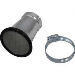 Intake funnel Kitaco with grates diam. 38, 42 or 50 mm