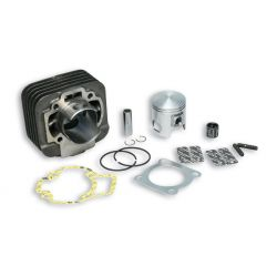 Piaggio Air cooled cylinder kit 47mm