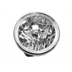 Optique de phare Honda CB 50 diamond 6 volt