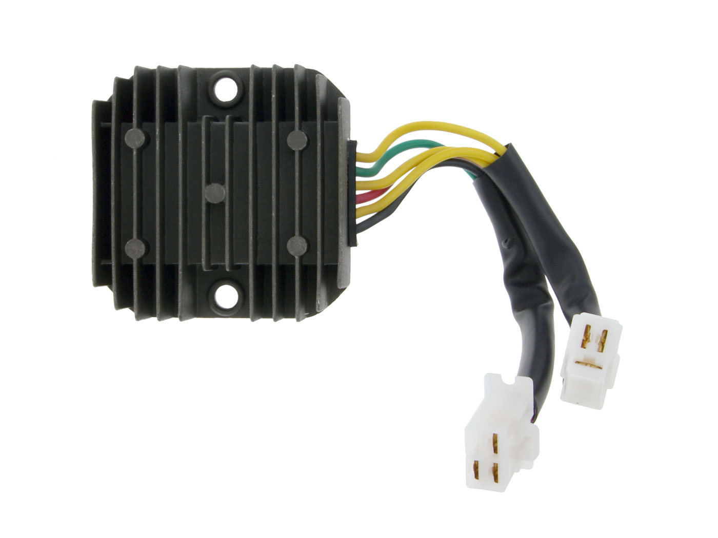 Voltage Regulator For Maxi Scooter 125cc Motorkit Honda Wiring