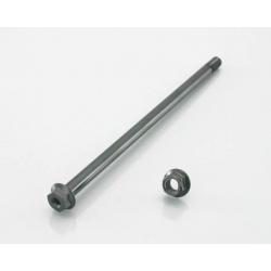 Axle swingarm Monkey Ø10mm 192mm Kitaco