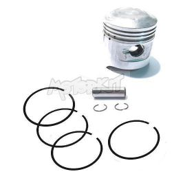 Piston kit 47 mm for Honda Dax ST CT 72cc 6 volts OT. Repro