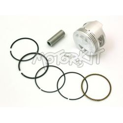 Piston 51 mm kit light Honda Dax 12 Volts ZB CRF et Skyteam sur culasse 50 ou 70 cc
