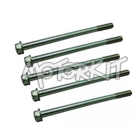 Cylinder head bolts for YX 110 -125 - 140 cc engines