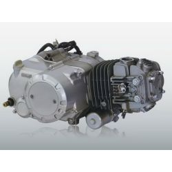 YX110cc engine semi auto