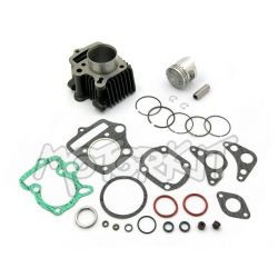 Cylinder kit 72cc 6v for 50cc head