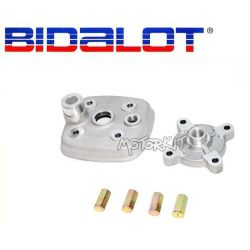 Cylinder head in and outside , diam. 40 mm BIDALOT Racing for DERBI Euro 1 & 2