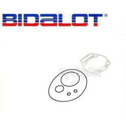 gasket set Bidalot Factory for cylinder Derbi euro 3 - 47.6mm