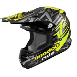 Casque cross VooDoo Ride Icon