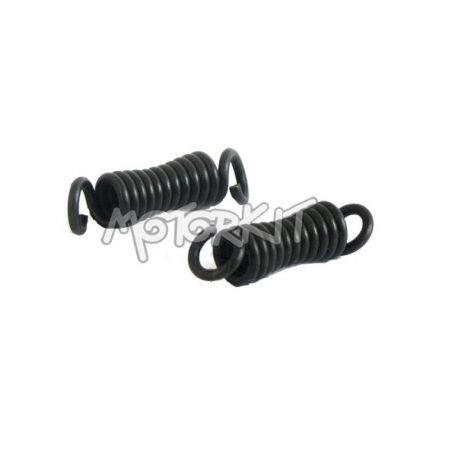 Set of 2 brake shoes springs for Honda Camino Puch Maxi Peugeot 103