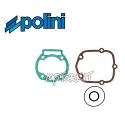 gasket set Polini Derbi Senda Euro 3 DRD PRO GPR Aprilia Rs for 80 cc 50 mm alu
