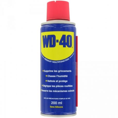 Multifonction spray WD-40 200ml