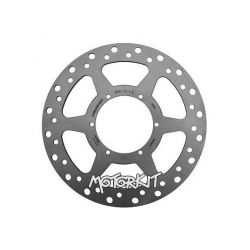 Front brake disc NG for Peugeot XR6 XPS - Derbi DRD GPR - Rieju SMX - 90 x 260 mm