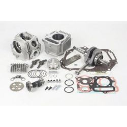 Bore up and Stroke up kit Takegawa R-Stage + D 106cc 12V Decompressor