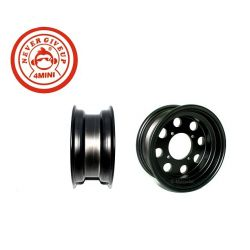 N.G.U. rim 8 x 275 for Honda Monkey Z50 Gorilla and Singa Chimp with disc brake