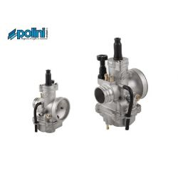 Polini carburateur CP21 with handtrekker choke 201.2100