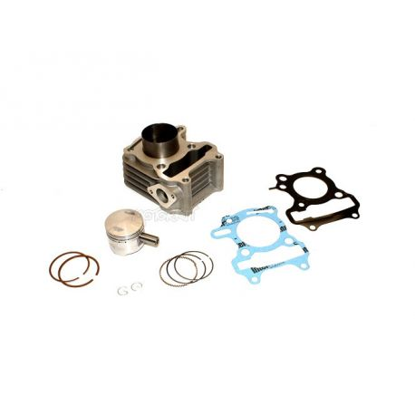 Kit cylindre 68 cc Motorkit Sym Mio Orbit Peugeot Tweet Kisbee Speedfight 4 temps