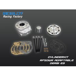 Kit RF50 WR Bidalot DERBI 50cc EURO 3 alldays