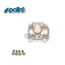 Polini CP Evo racing carburetor tank with quick access to the main jet 343.0009