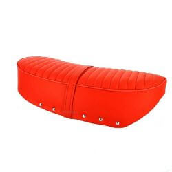 Red skin seat for Honda Dax ST CT 12V and Skyteam TNT City Zenhua Beati