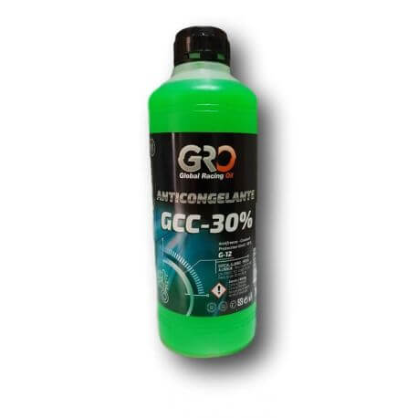 Coolant antifreeze G-R-O