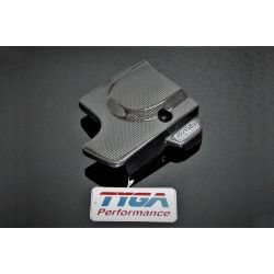 Carbon sprocket cover Tyga for Honda Monkey 125 2018-