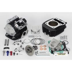 Kit 181cc Takegawa Superhead 4V + R optimisé Honda MSX - SF Grom Monkey 125cc