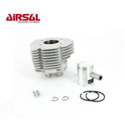 Airsal cylinder kit for Motobecane - Moped AV-87 / AV-7 50cc 39mm