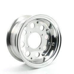 Kepspeed 3.50 x 8 Inch High Polished Rim for Honda Monkey Gorilla and Singa Skymini Chimp