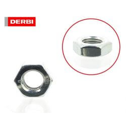 Clutch boss nut for Derbi Euro 2 and 3. Dimensions