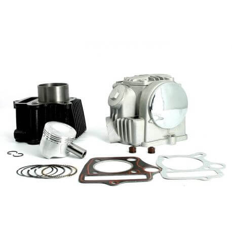 72cc Cylinder and Head Kit for Honda Dax Monkey Cub 12V and Skyteam Singa TNT City Skymax