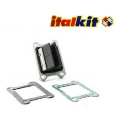 Italkit racing reed valves box Doble Prisma 8 petals for AM6 / Derbi