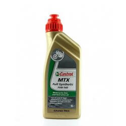 Castrol Racing MTX Full-Synthetic Gearbox Oil 75w140 - 2T - 4T - 1L