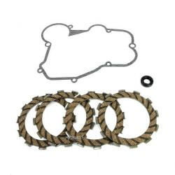 Clutch kit with gaskets for Derbi Senda DRD, GPR Euro 2