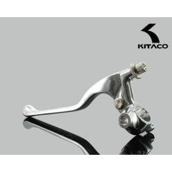 Kitaco left lever long chrome plated