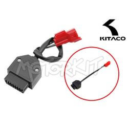 Kitaco Diagnostic unit - ODB adapter for Honda Wiring