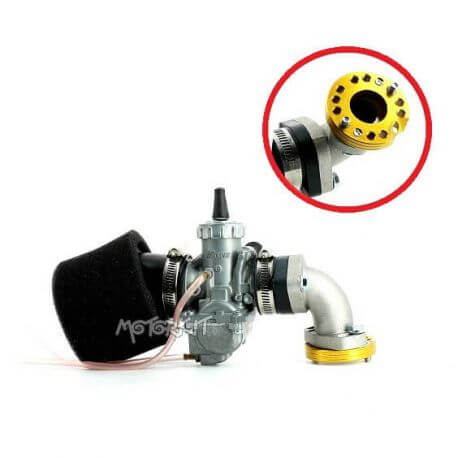 Mad Munk Mikuni VM24 Carburetor set for Honda Dax ST CT Kit Cub Monkey and  Skyteam price : 85,00 € BS0253 directly available