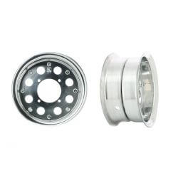 "8 ""x 3.50 Polished Aluminum Rim for Honda Monkey Gorilla and Singa Skymini"