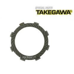 Final friction disc for dry clutch Takegawa Type R for MSX Monkey KLX