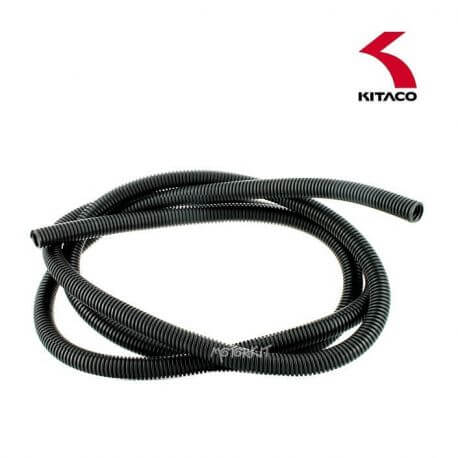 Kitaco Black spiral hose - cable cover Ø10mm - 1.8m