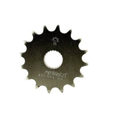 Front sprocket for Aprilia RS125 14 - 15 - 16 or 17 teeth for chain 520